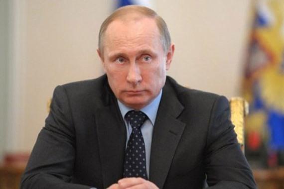 """"""" أمريكا أصبحت عفريتا يهدد العالم """" ... هكذا وصفها """"بوتين """""""