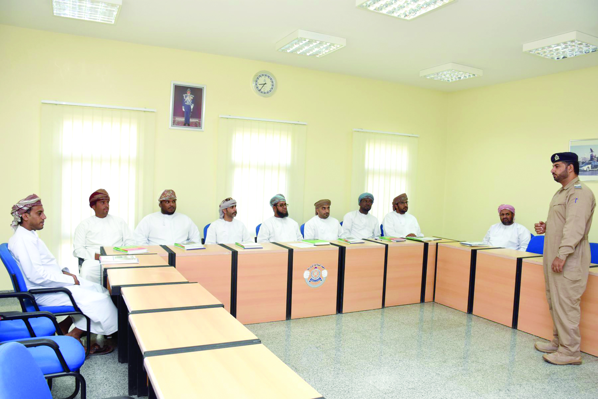 تنفيذ برنامج السياقة الوقائية لعدد من موظفي «البلديات الإقليمية»