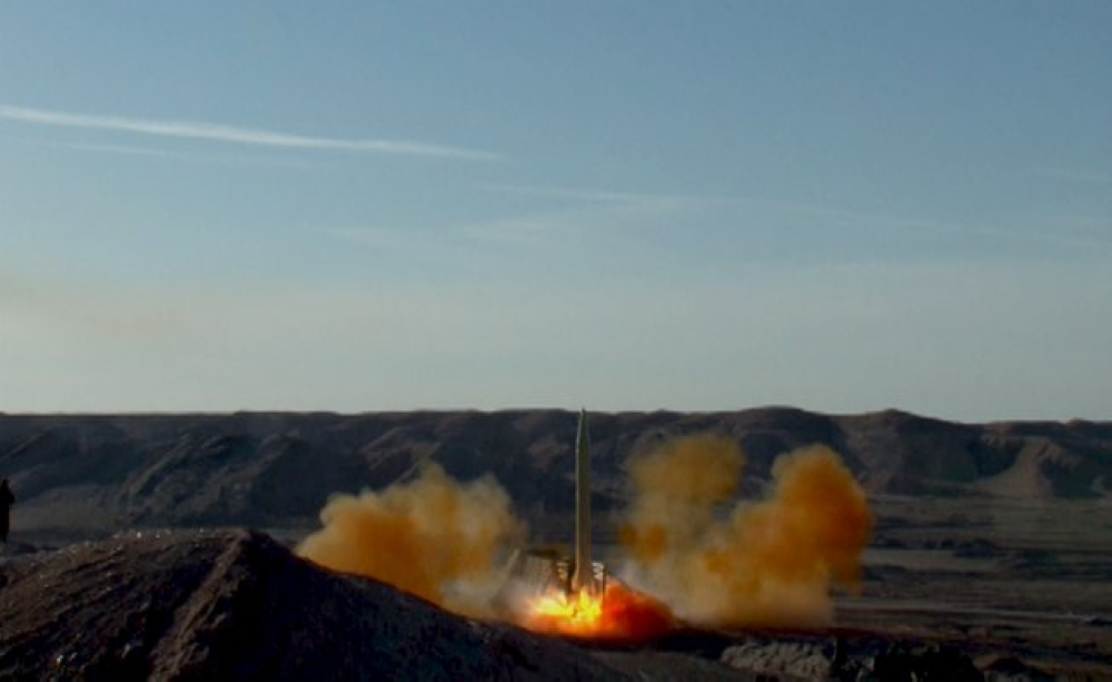 U.S. sanctions Iran officials, Chinese network over missile program