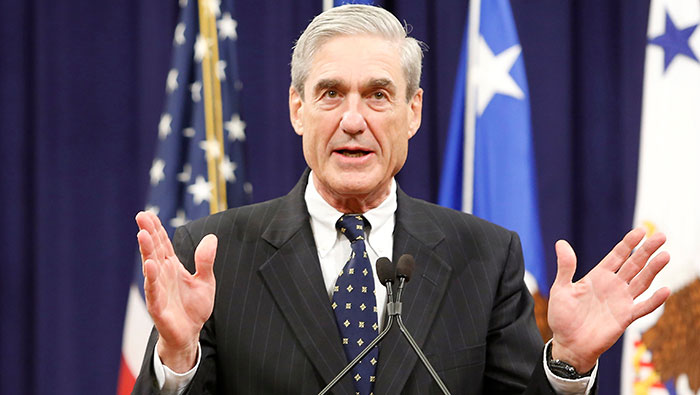 Robert Mueller to oversee Trump-Russia investigation