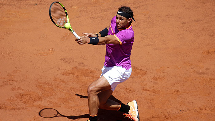 Nadal expects Murray challenge at French Open despite form dip