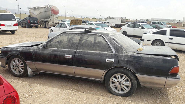 Police seize 31 modified 'drift cars' in Oman