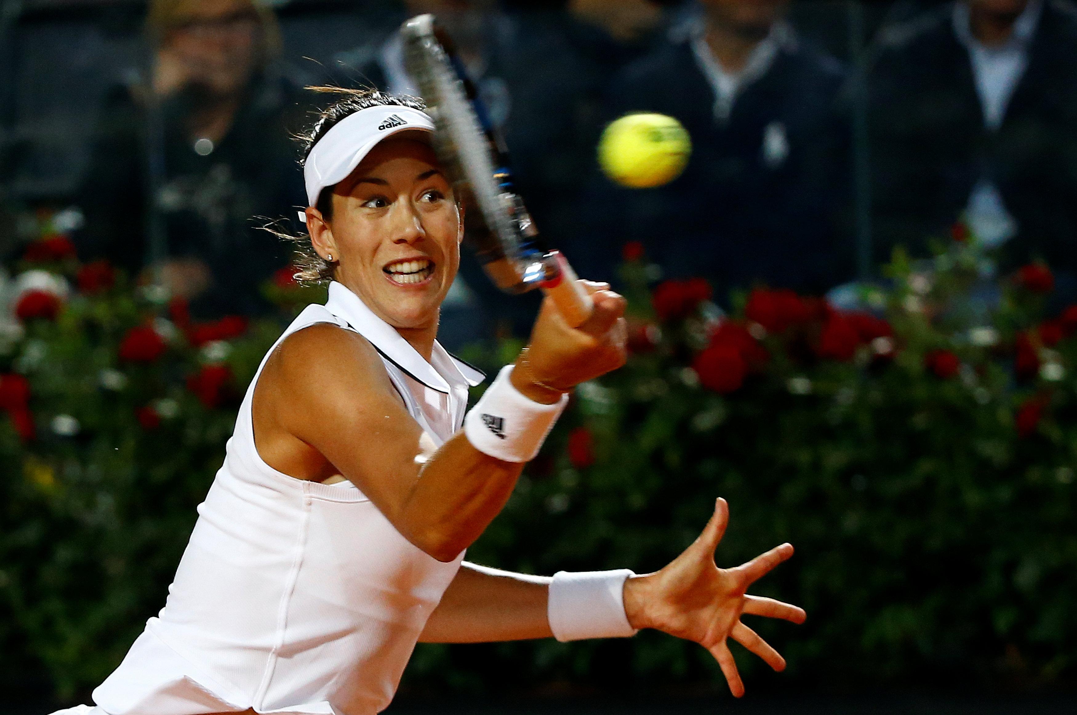 Tennis: Muguruza beats Venus to reach Italian Open semifinals