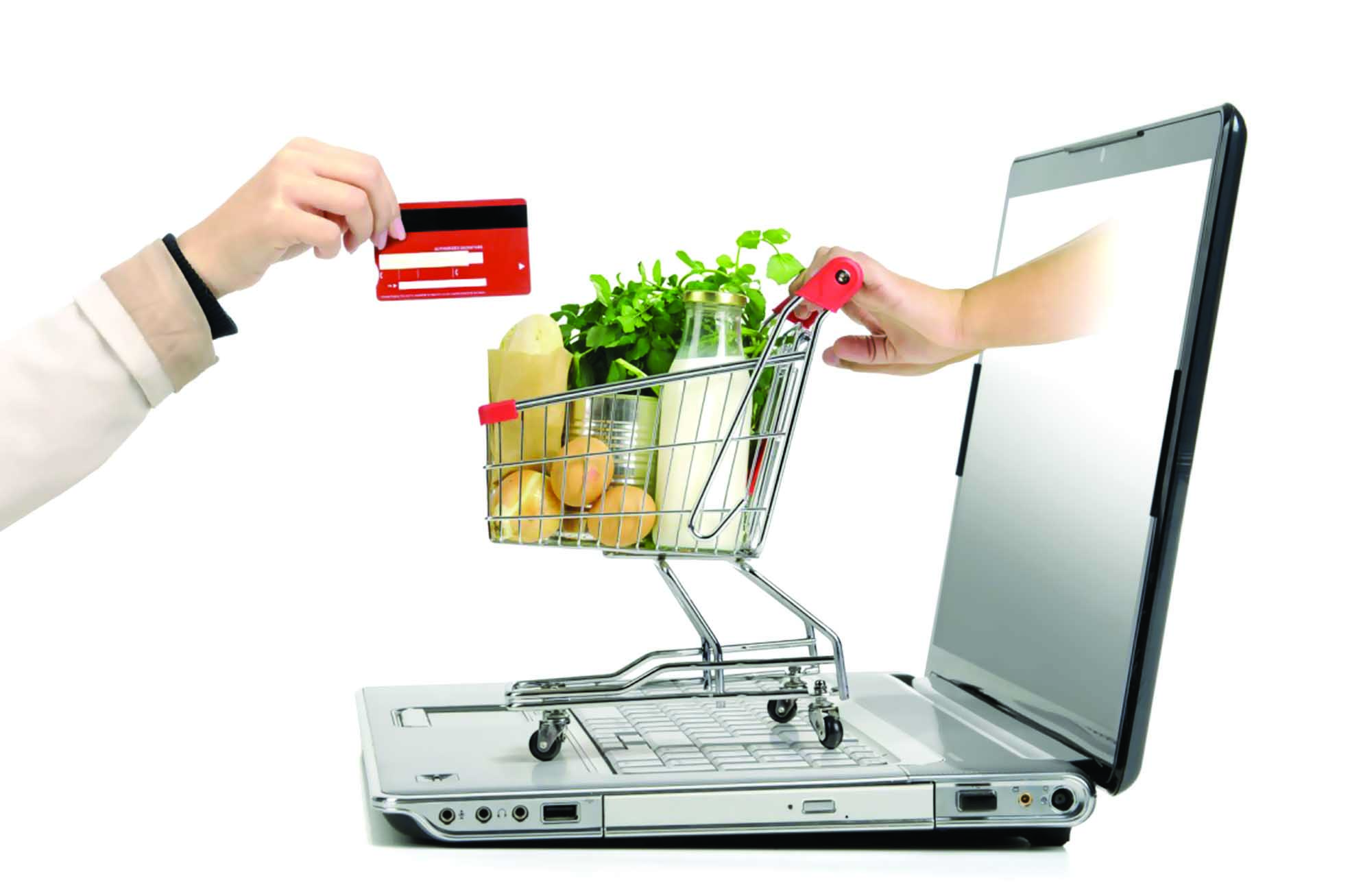 لماذا اتجه الناس إلىالتسوق الإلكتروني؟