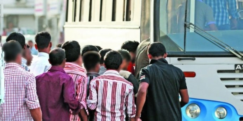 Oman arrests 79 people for violating labour law