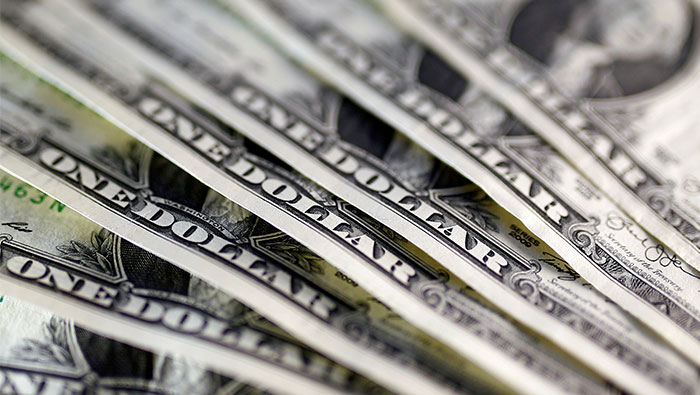 Fed minutes weigh on dollar, euro resumes climb