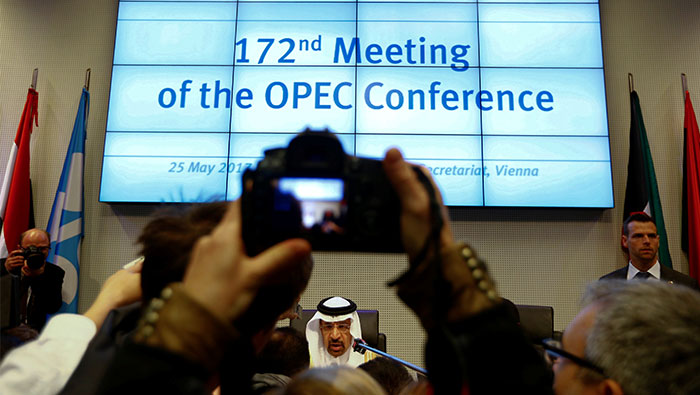 OPEC production cut deal extended, prices expected to rally