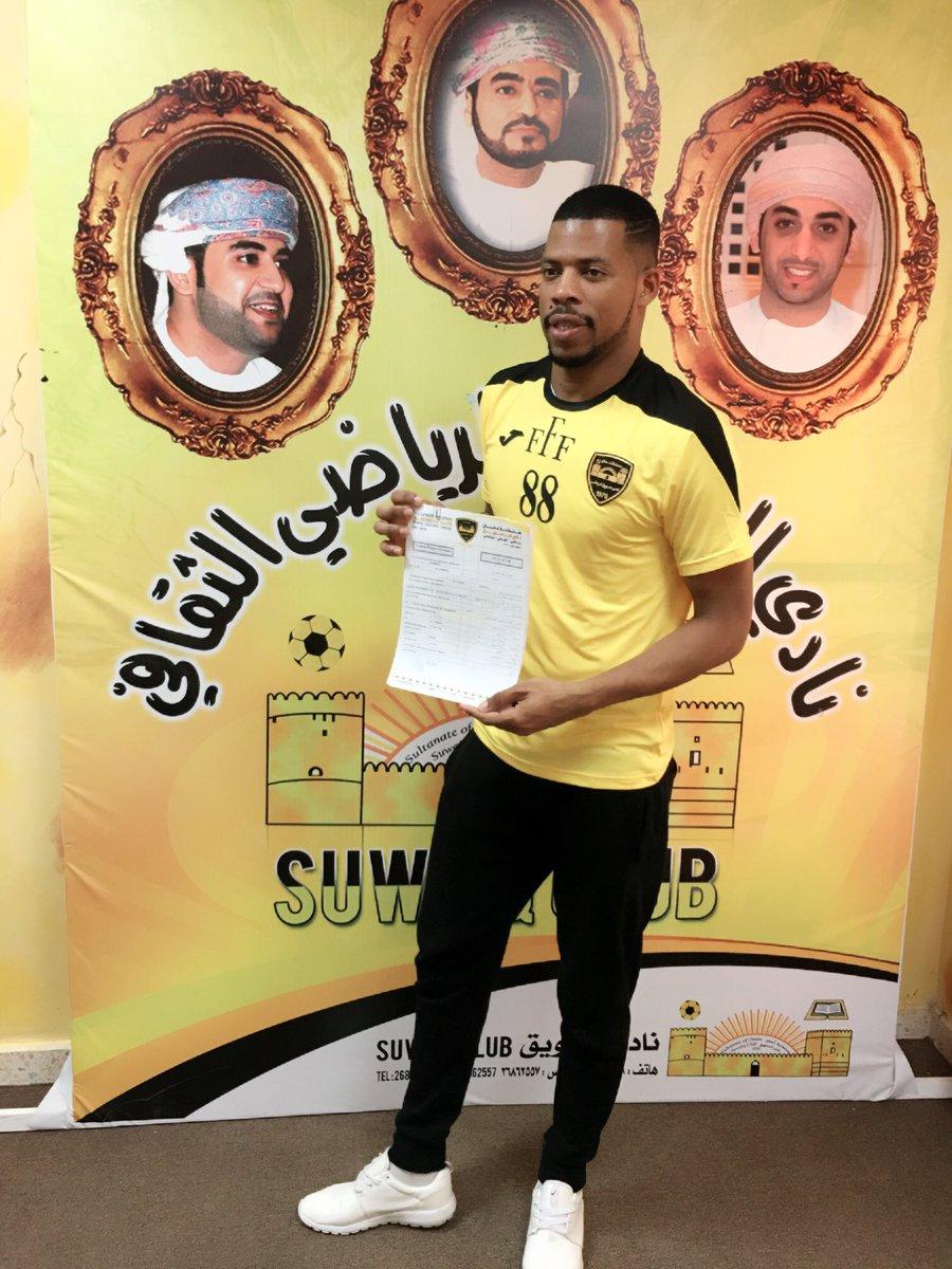 فايز الرشيدي أولى صفقات اصفر الباطنة  الموسم القادم