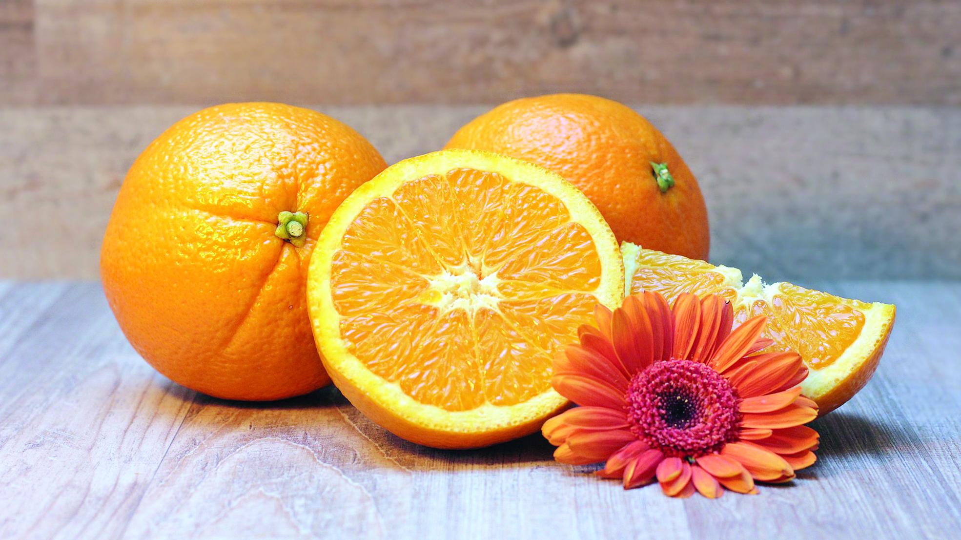 اكتشفي فوائد البرتقال المذهلة للبشرة