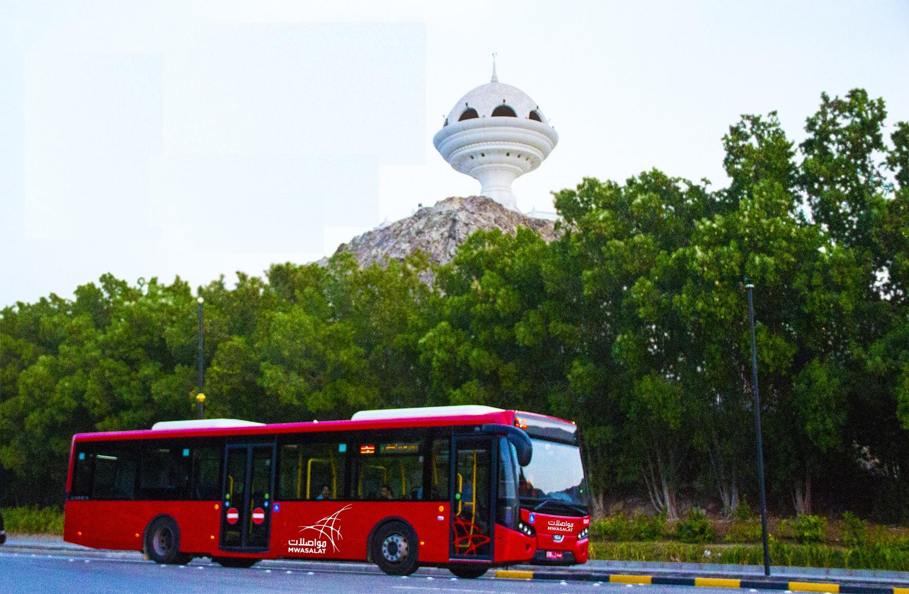 الكشف عن تفاصيل استراتيجية النقل العام بالسلطنة.. الأربعاء المقبل