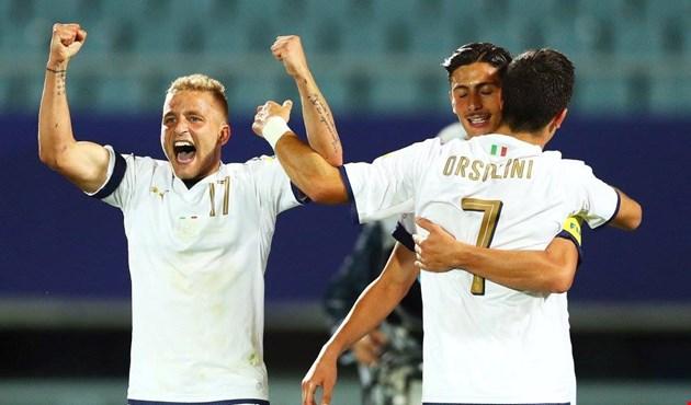 المنتخب الإيطالي يفوز على نظيره الفرنسي ويصعد لدور الثمانية بمونديال الشباب