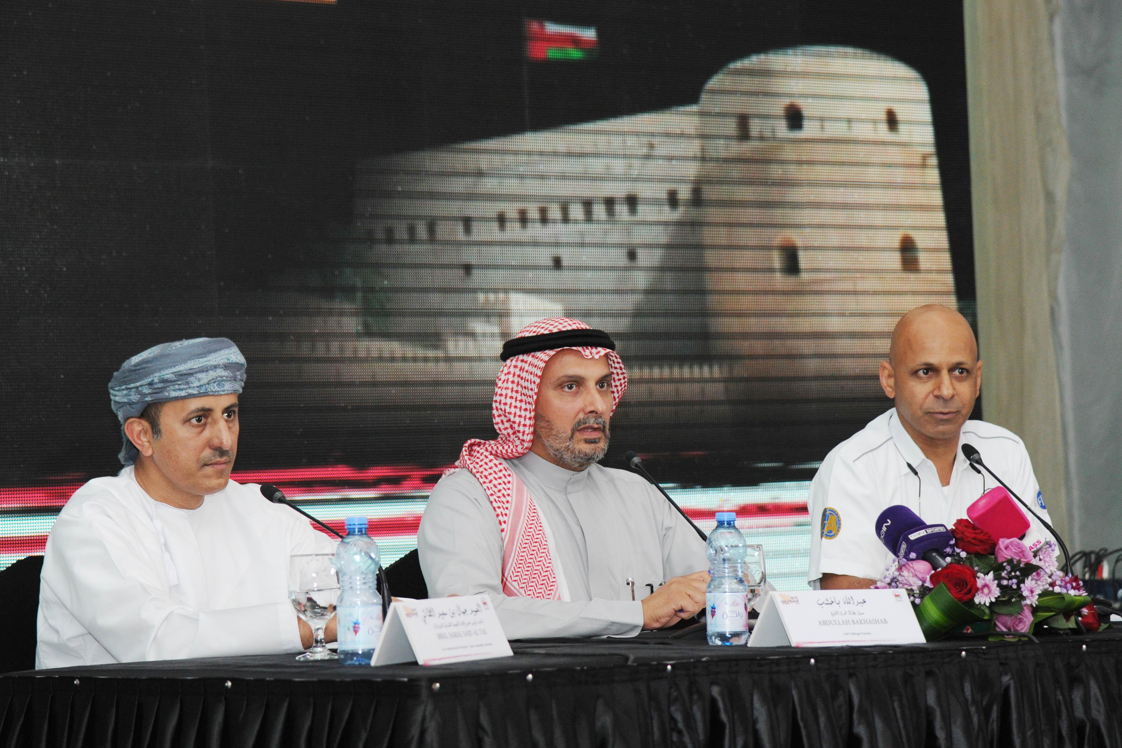 """الجمعية العمانية للسيارات تكشف تفاصيل رالي """"تحدي الخليج"""""""