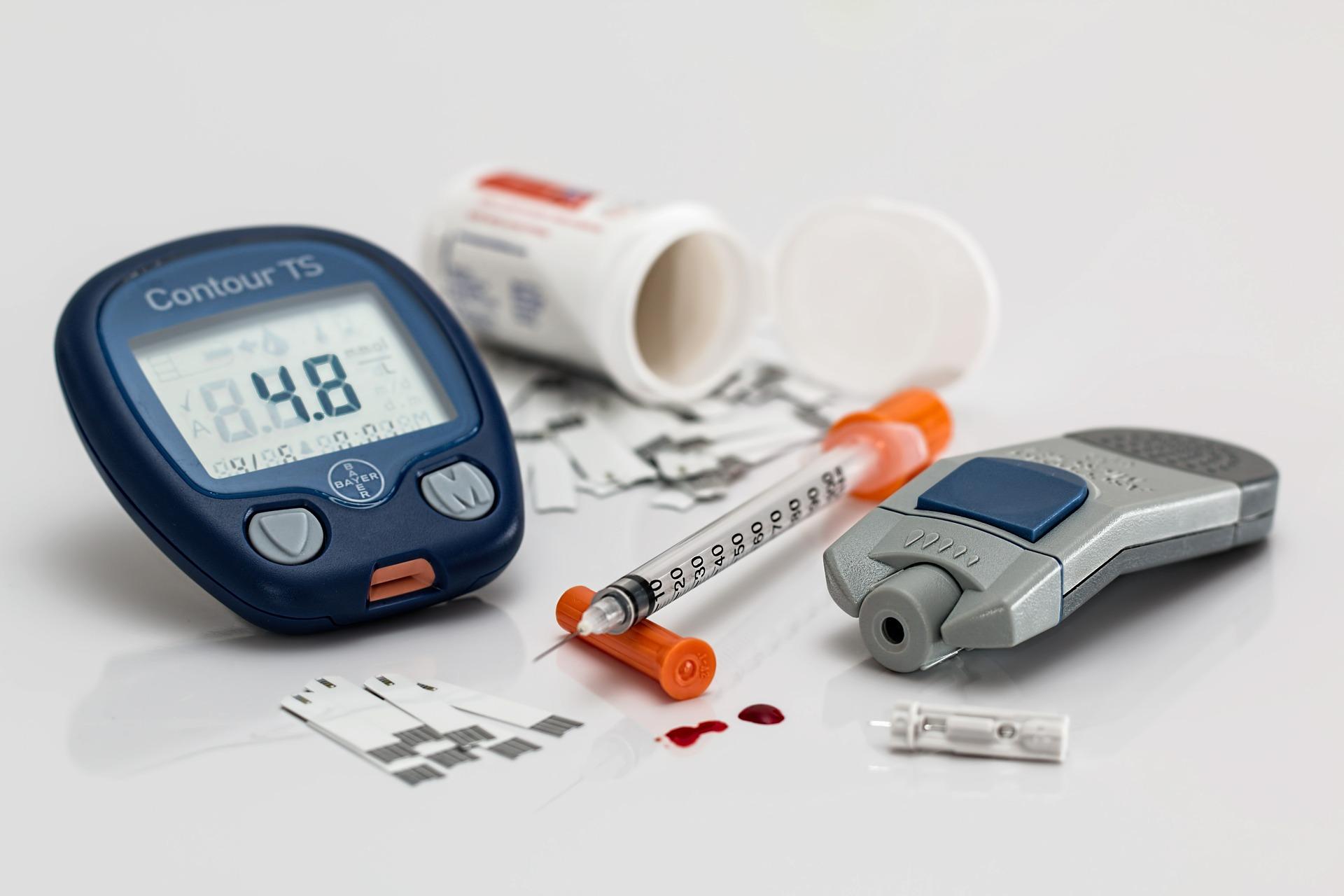 ابتكار وشم لمراقبة مستويات السكر في الدم