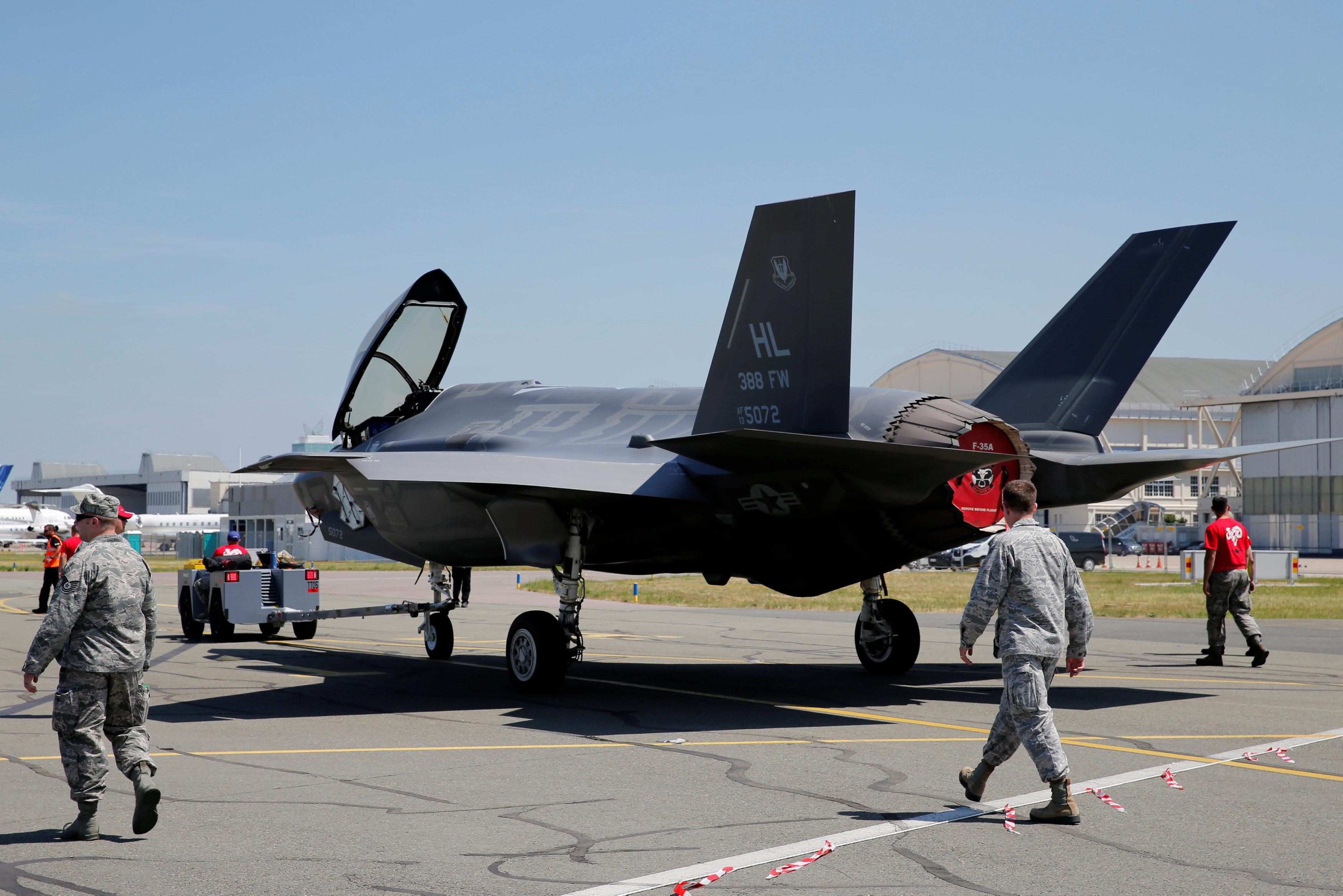 Lockheed nears F-35 block buy deal worth more than $37b