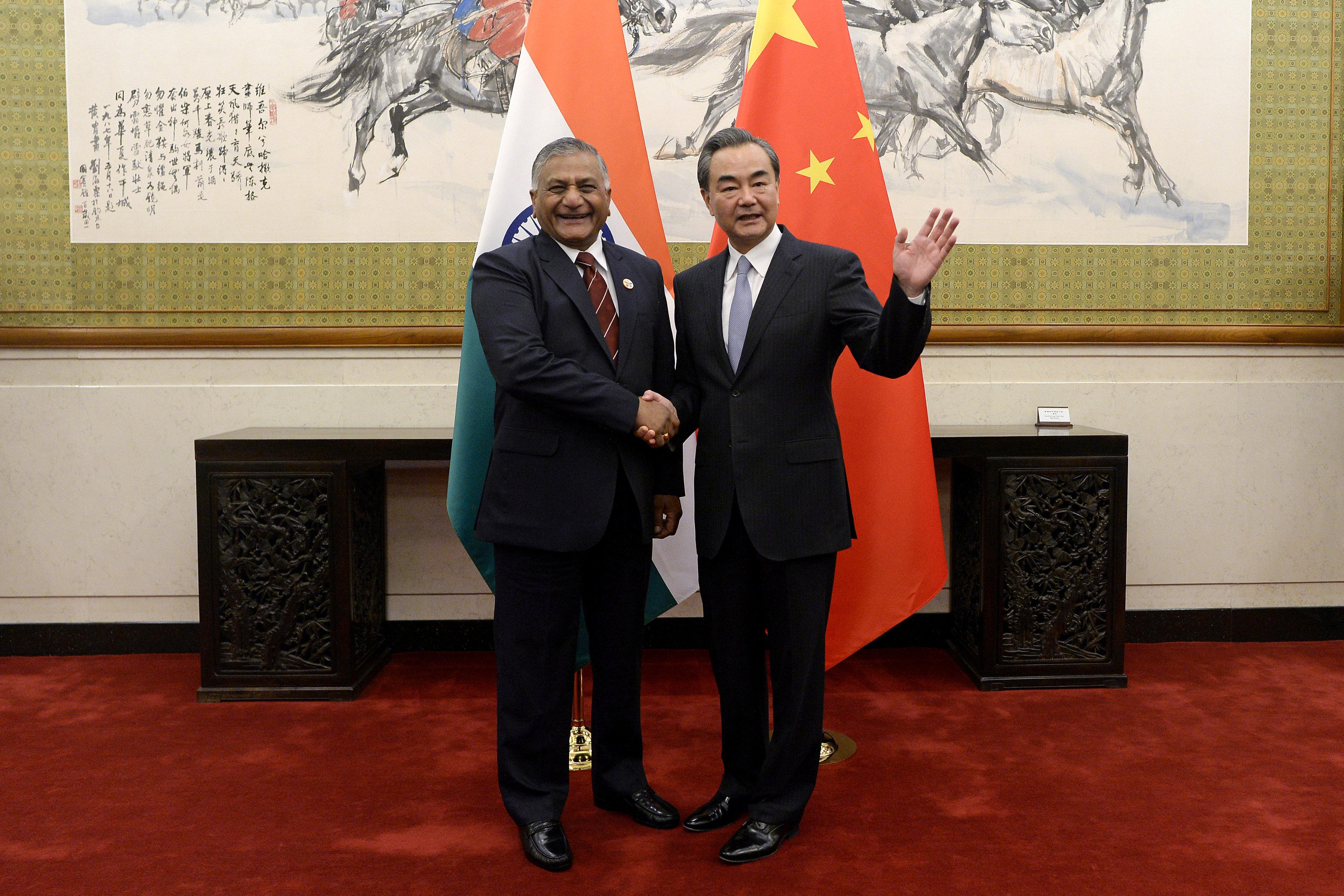 India, China hold talks for strengthening strategic partnership, mutual dialogue