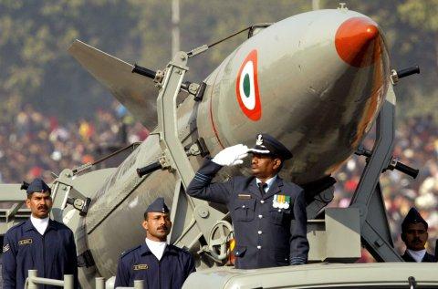 الهند تختبر بنجاح صاروخا باليستيا قادرا على حمل رؤوس نووية