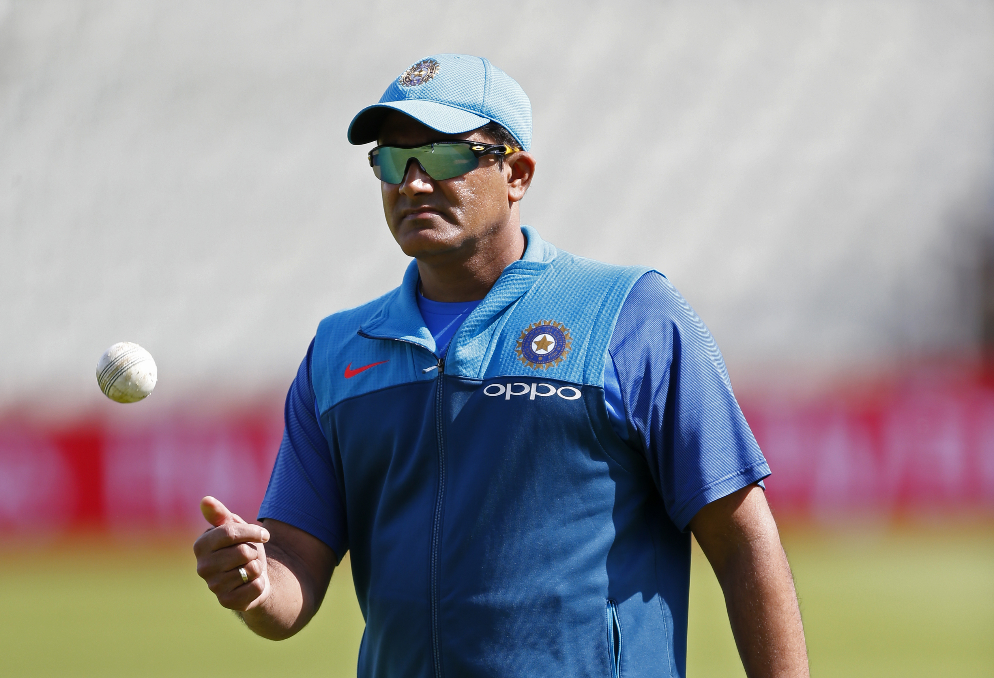 Cricket: India's Anil Kumble 'stays back' for ICC meeting