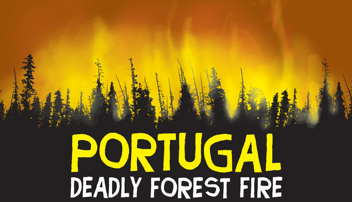 Portugal Deadly Forest Fire
