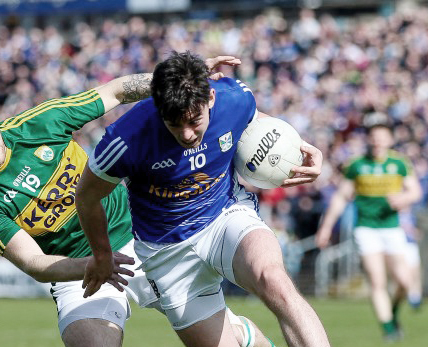On the ball: Gaelic football offers people a better life