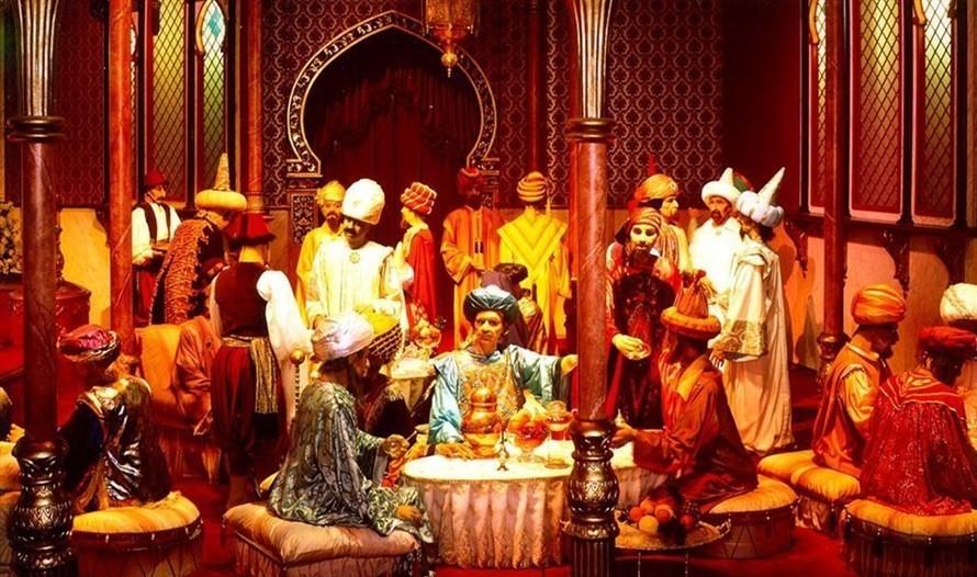 Heroes of Arabia: Ja'far Ibn Yahya