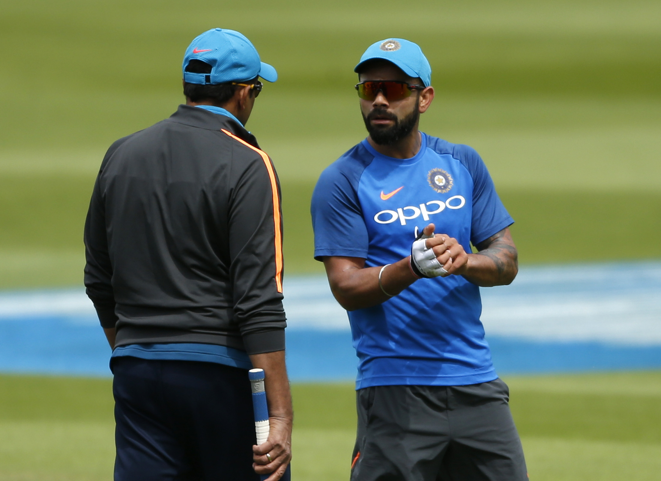 Cricket: No problems with Kumble and don't spread rumours, says Kohli