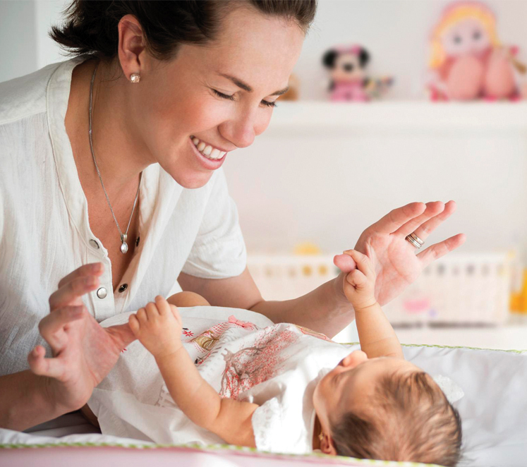 5 simple ways parents can make the world gentle for baby