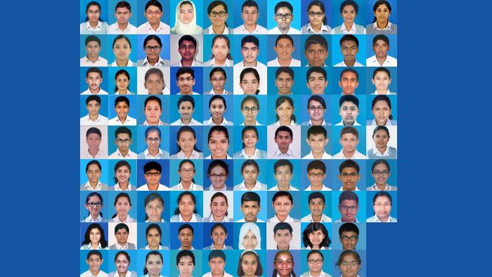 Outstanding performance by Indian School Al Ghubrah students