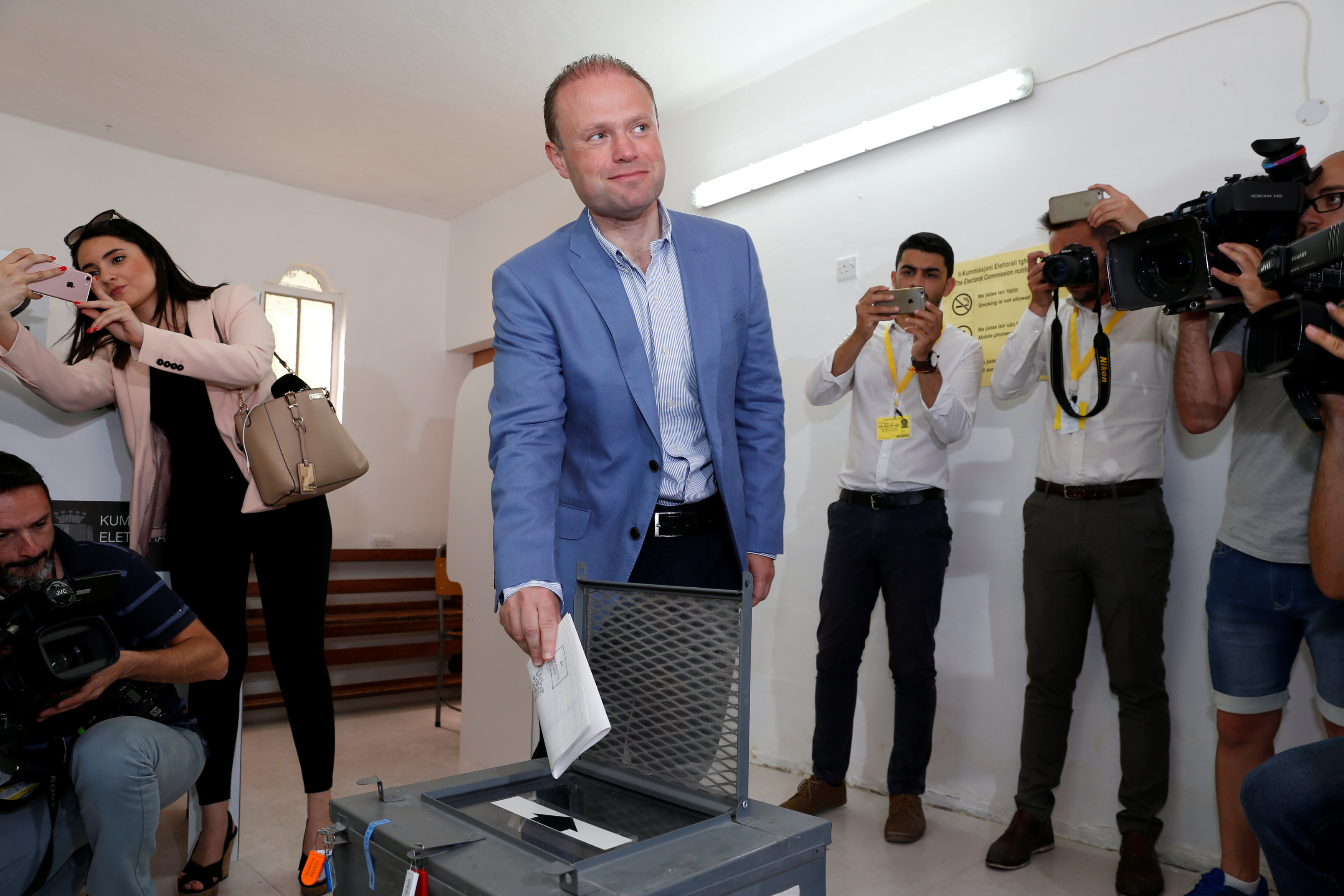 Malta votes in snap election amid corruption scandal