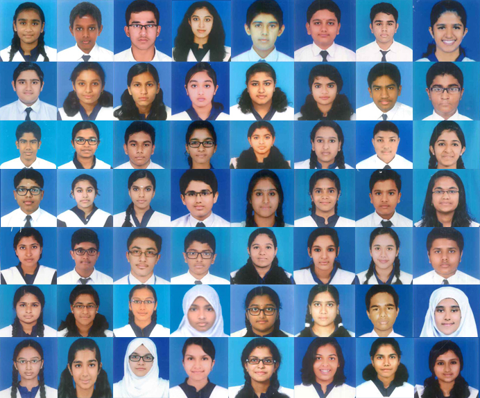 Indian School Salalah students create a new record in Class X exams