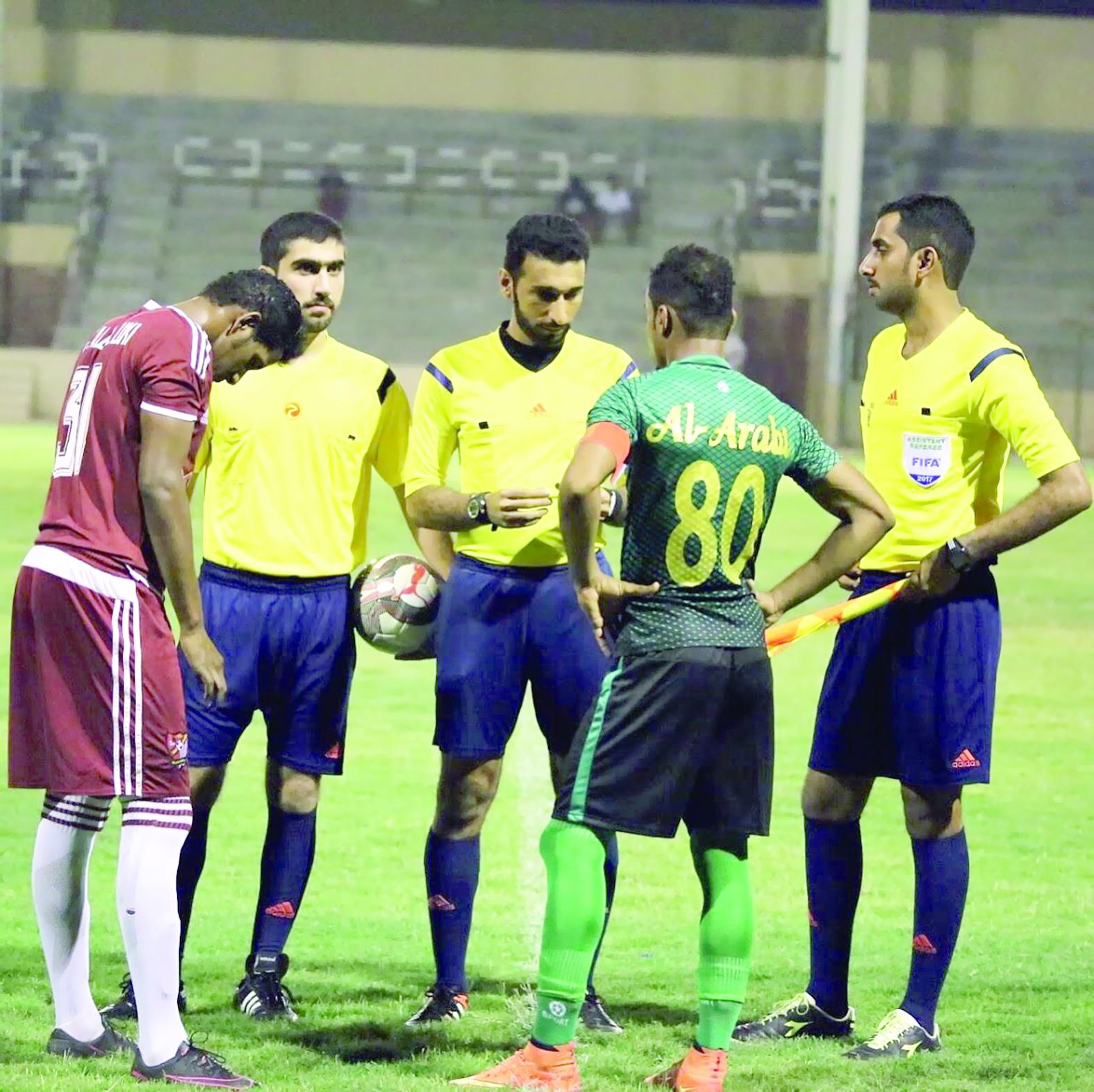 انطلاق بطولة شجع فريقك بنادي السلام