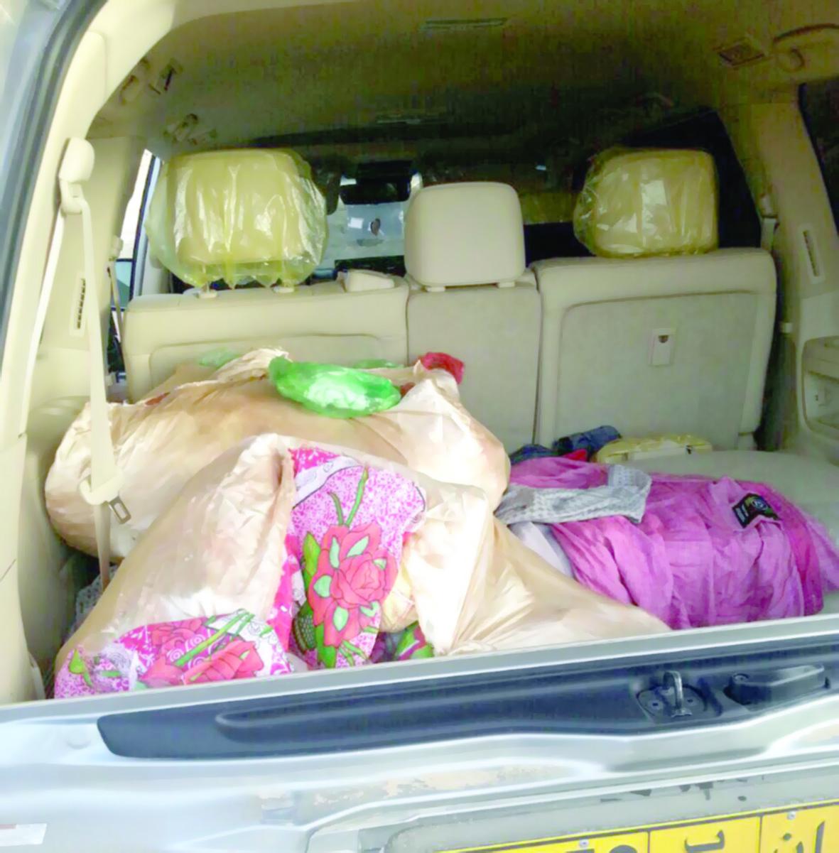 إحباط محاولة تهريب كمية من مخدر القات إلى محافظة ظفار