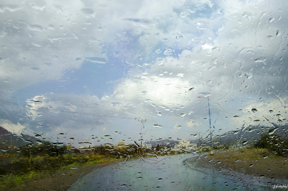 توقعات بهطول أمطار متفرقة ..اليوم