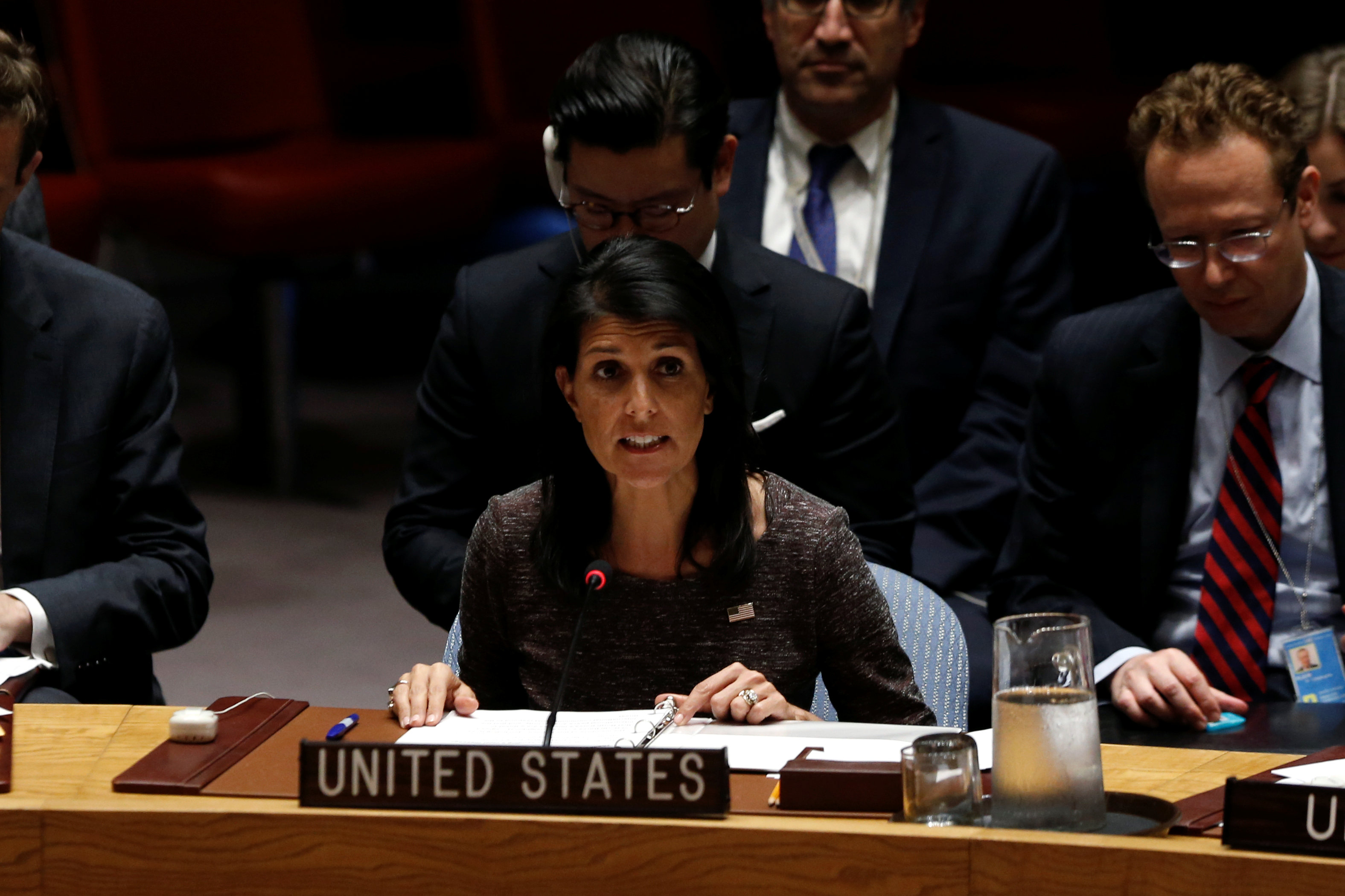 U.S. could withdraw from United Nations Human Rights Council