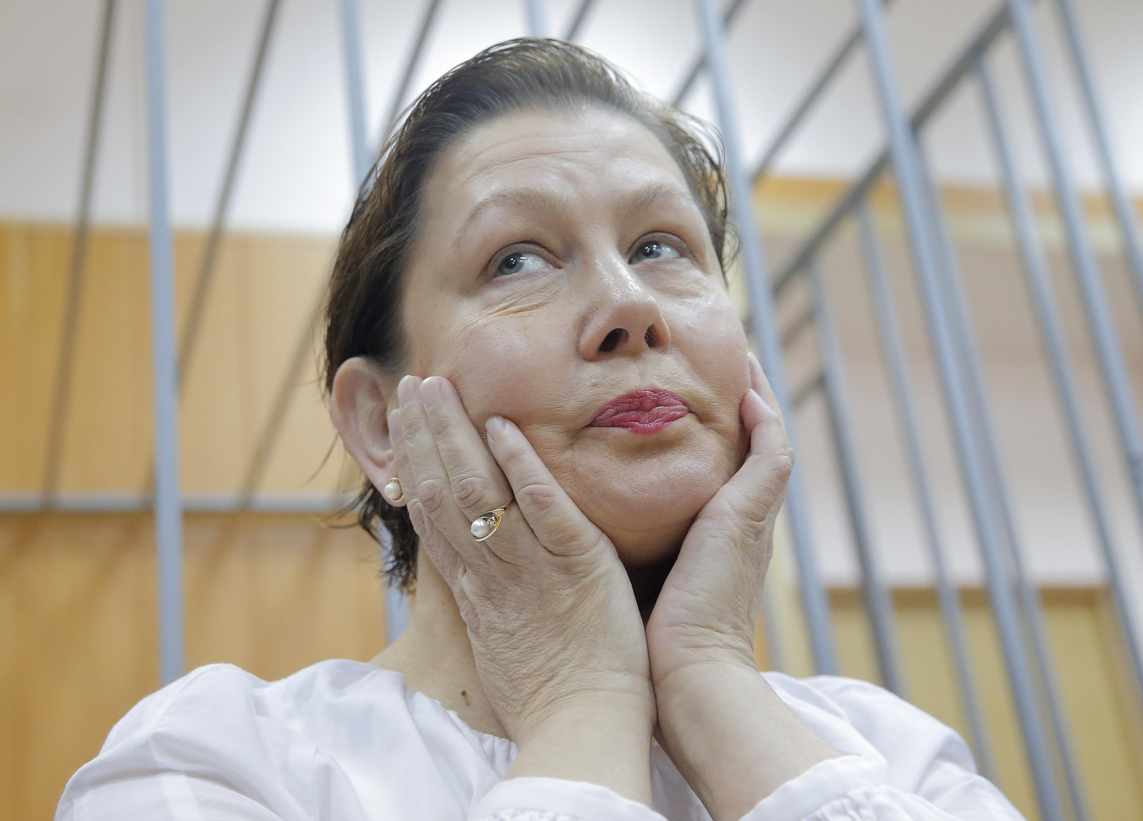 Head of Moscow's Ukrainian library convicted of incitement against Russians