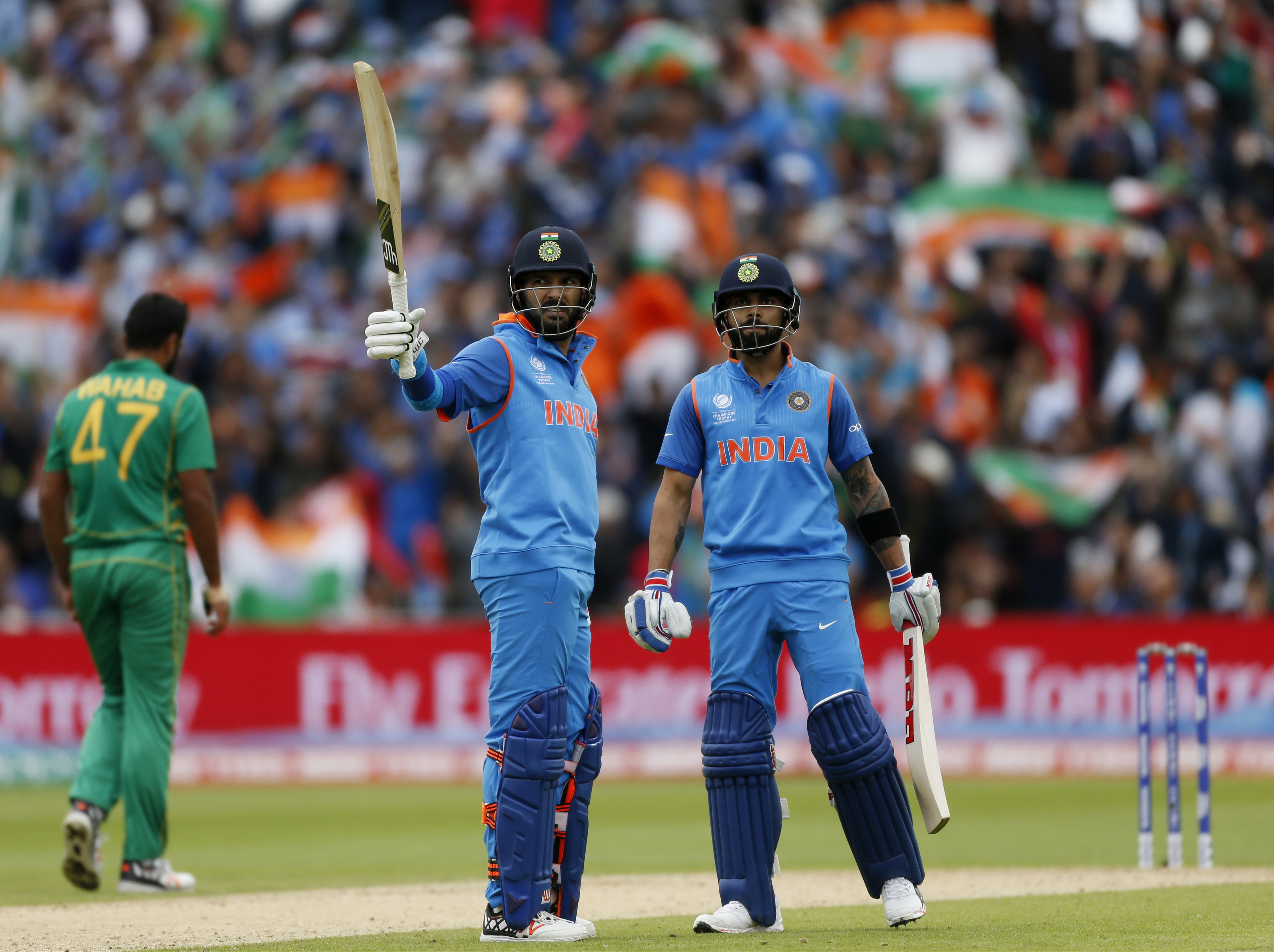 Cricket Column: How Yuvraj and Kohli righted a wrong