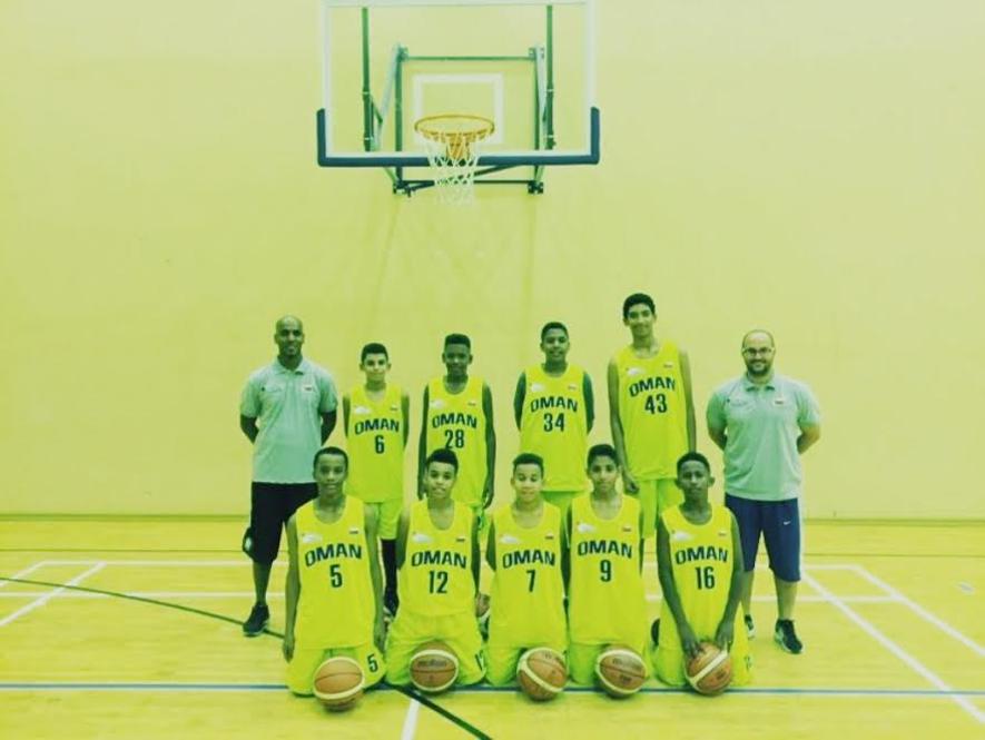 منتخب براعم السلة يركز في معسكره الثاني على المهارات الفنية
