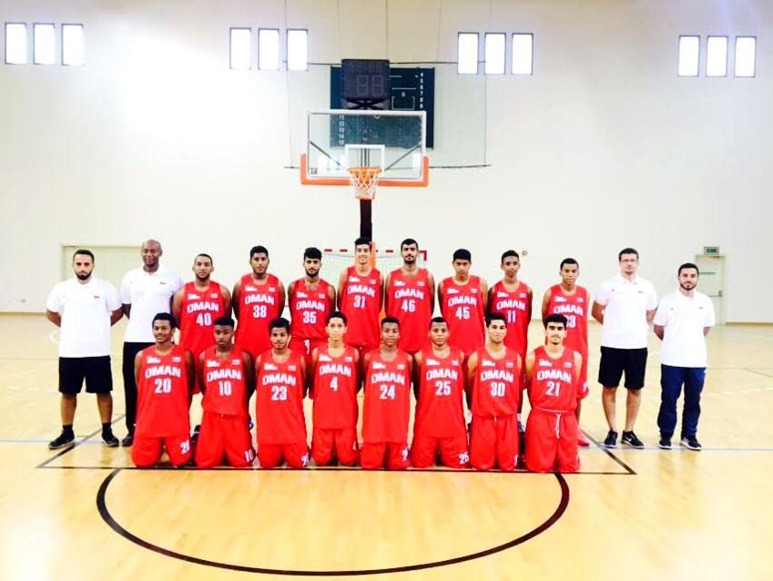 منتخبنا الوطني لشباب السلة يكثف استعداداته لبطولة الخليج الـ 17