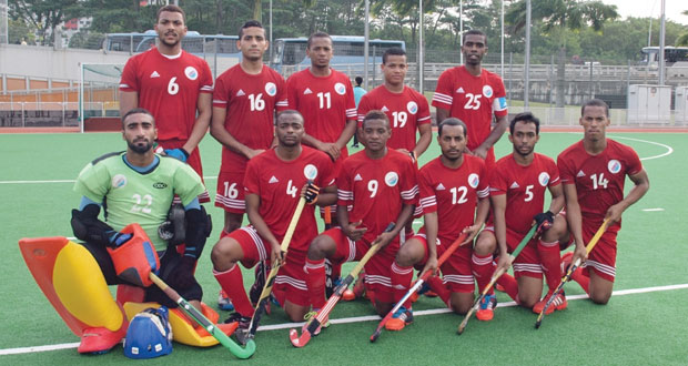 منتخبنا الوطني للهوكي يبدأ الخميس استعداده لكأس آسيا للهوكي العاشرة