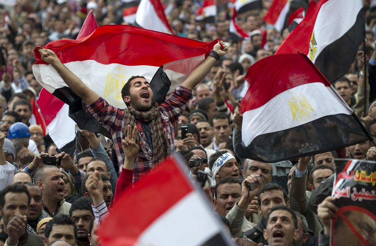 «القاهرة السرية».. فيلم فرنسي يعاين ثورة 25 يناير المصرية