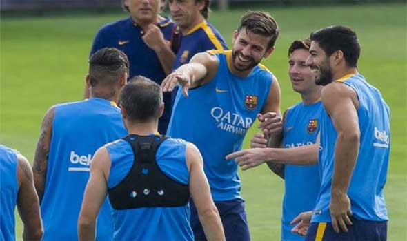 برشلونة يبدأ الفترة الإعدادية بـ18 لاعباً فقط