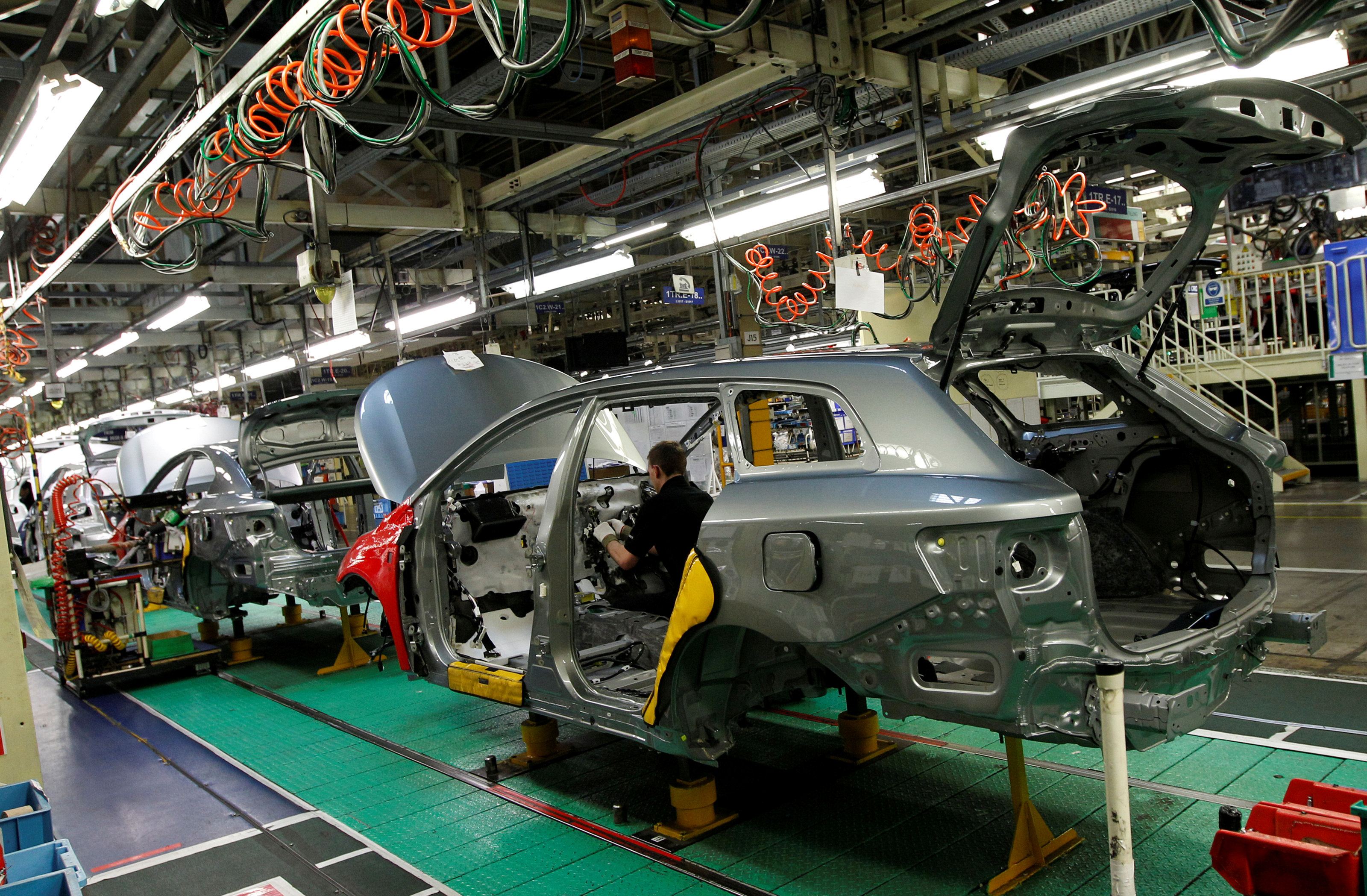 Toyota made UK investment decision after Brexit reassurances