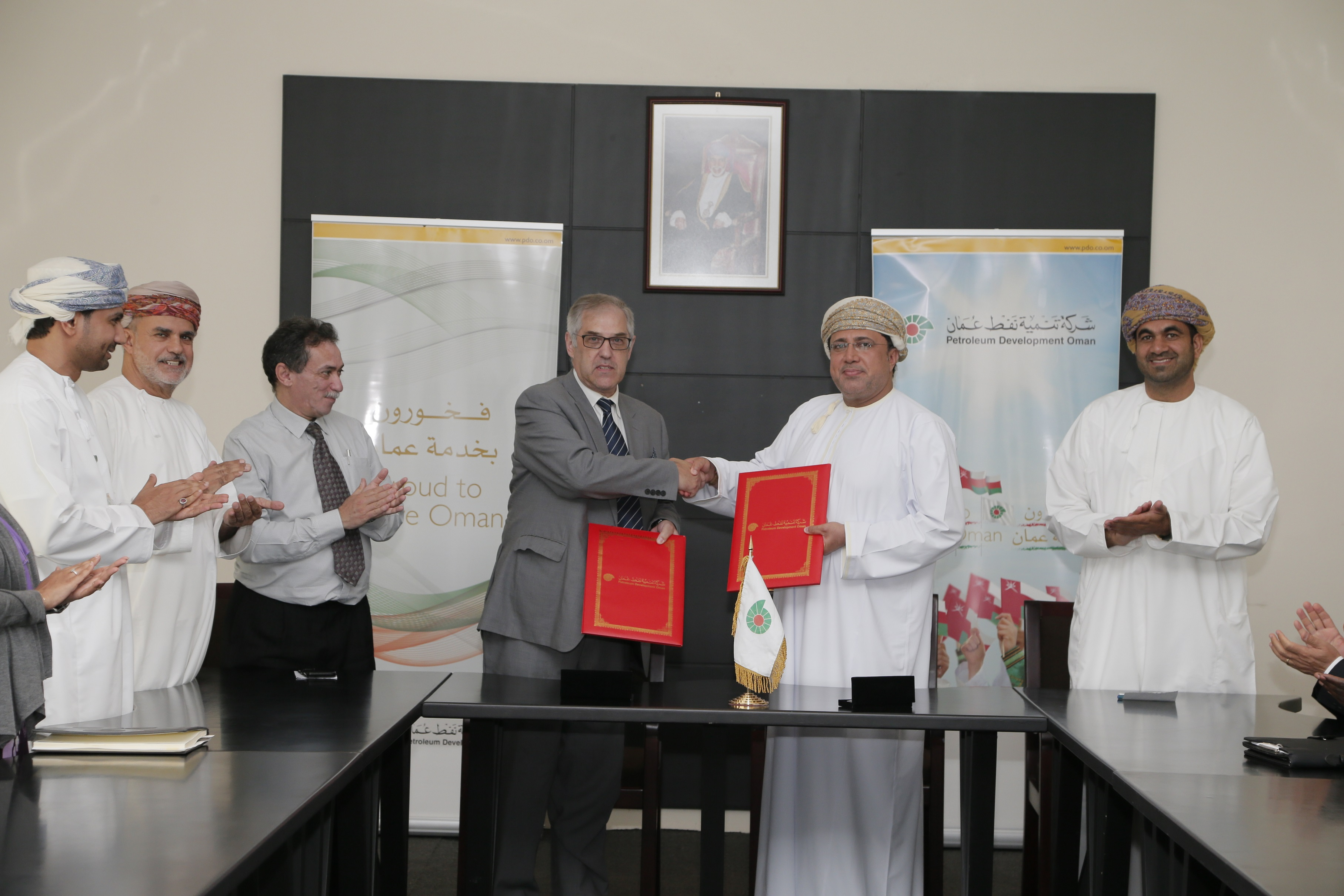 PDO signs research and development deals with Omani universities