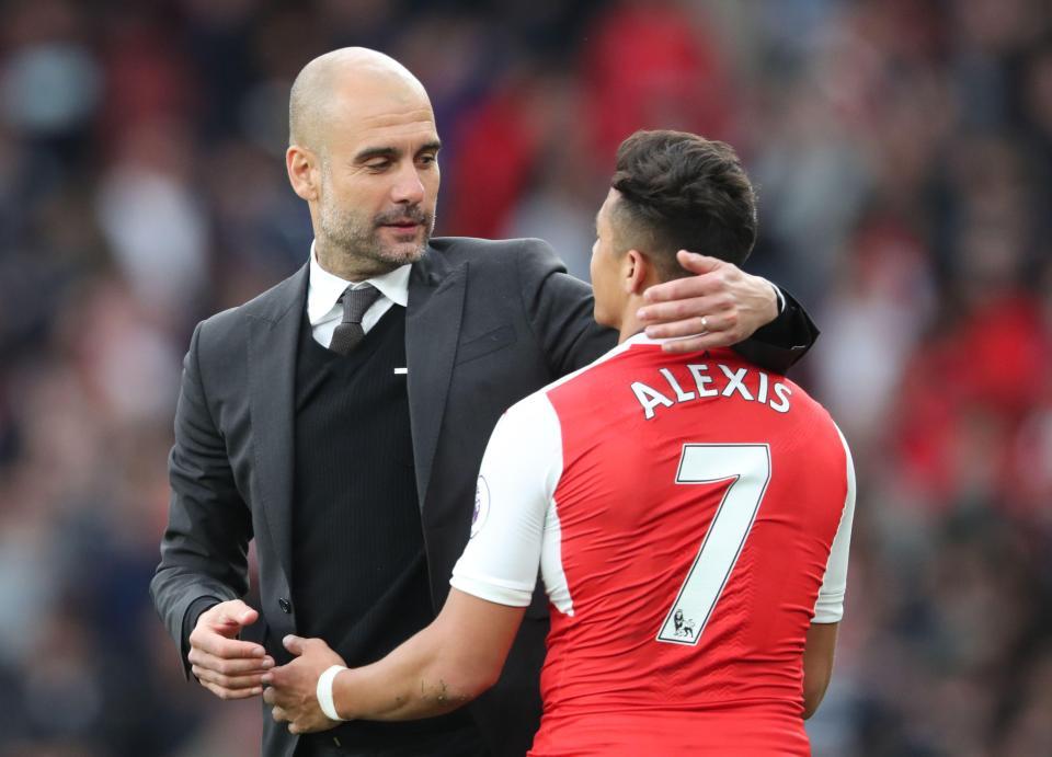 جوارديولا يوافق على التضحية بأجويرو من أجل لاعبه القديم