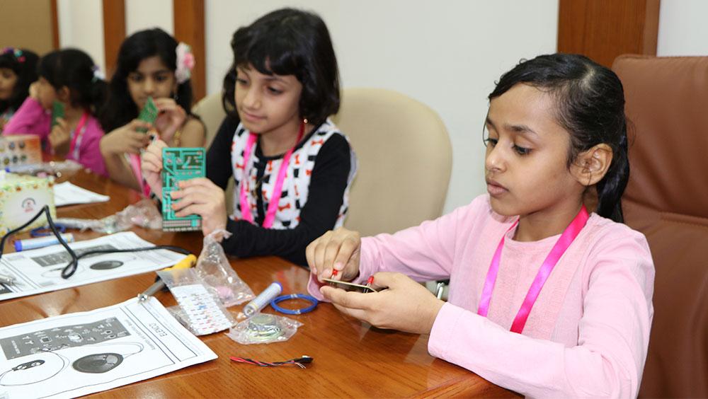 Oman's regional municipalities launches children's summer camp