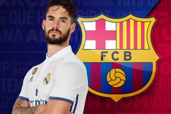 إيسكو يهدد إدارة ريال مدريد بالانتقال إلى الغريم