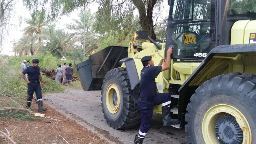 Rainstorm injures 11 in Oman