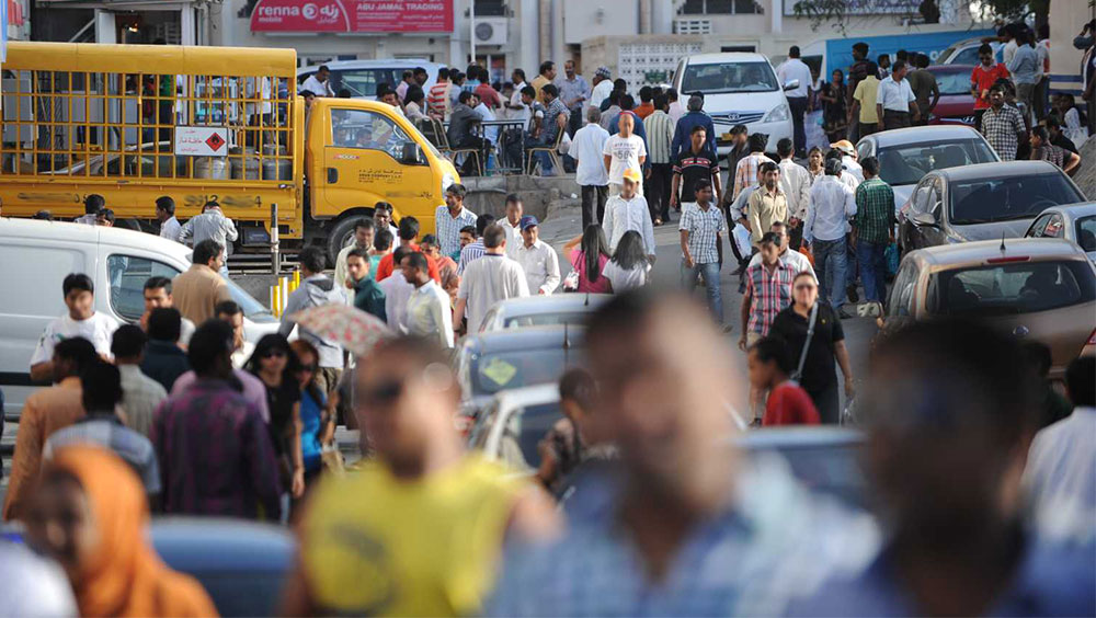 Expats in Oman sending less money home
