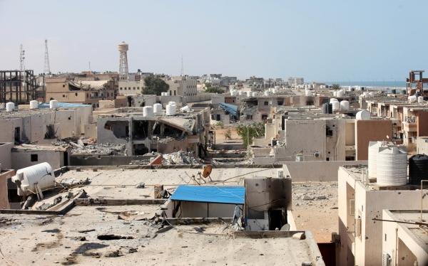 Libya imbroglio dents Netherlands' interests