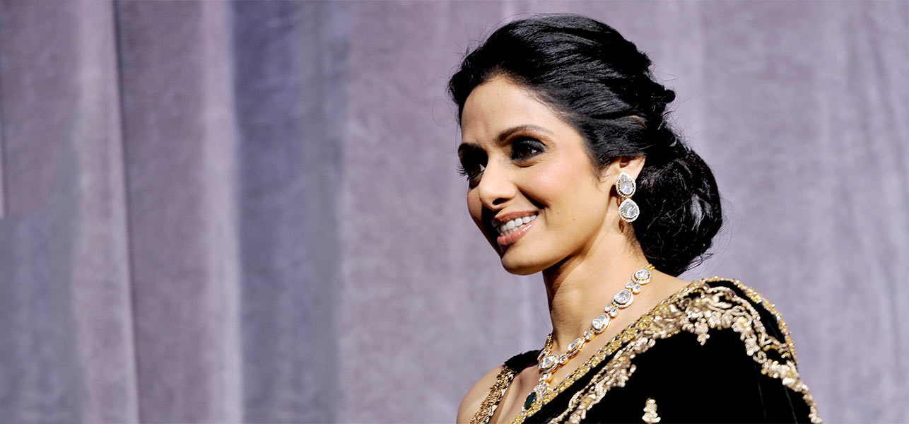 I've never felt I am a star: Sridevi