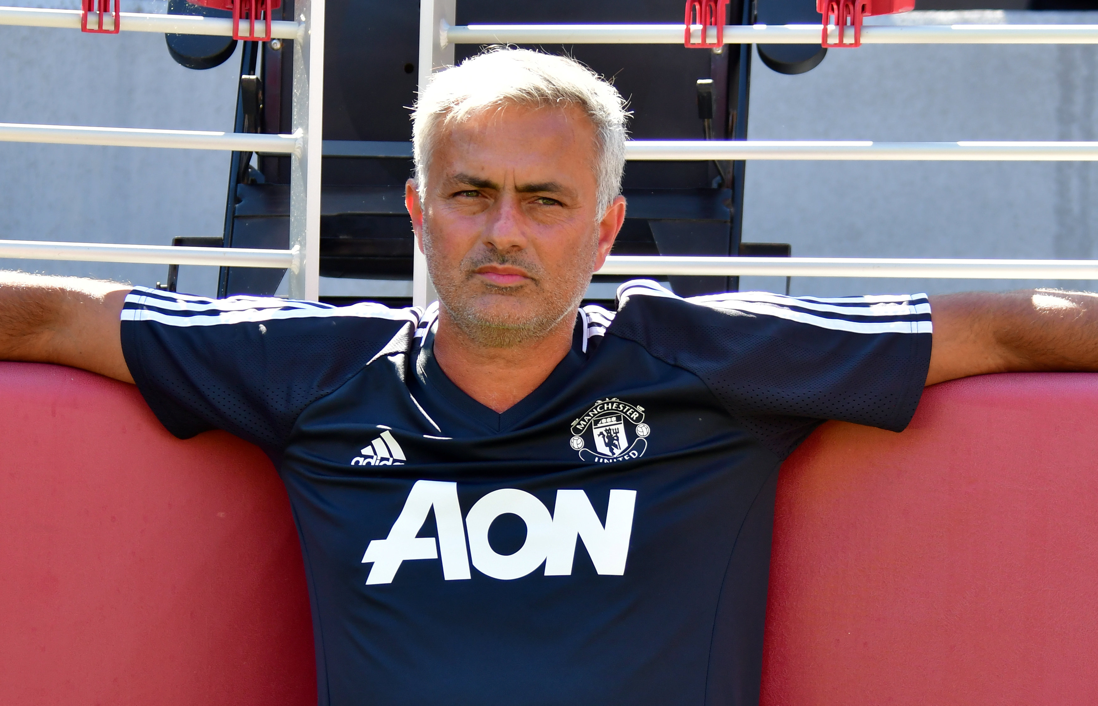 Football: Mourinho challenges Martial to be more consistent